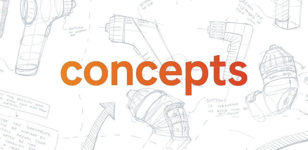 Concepts: Sketch, Note, Draw poster 0