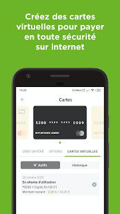 Fortuneo, mes comptes banque & bourse en ligne  Screenshots 4