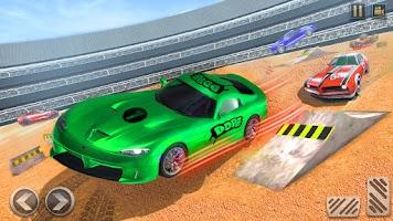 Demolition Derby Car Crash Stunts Rally Racing