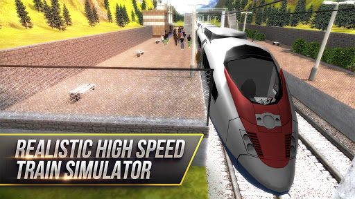 High Speed Trains - Locomotive https screenshots 1