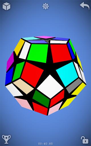 Magic Cube Puzzle 3D screenshots 18