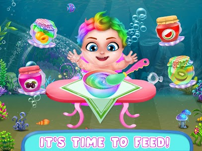 Mermaid Newborn Baby Care For Pc (Free Download – Windows 10/8/7 And Mac) 1