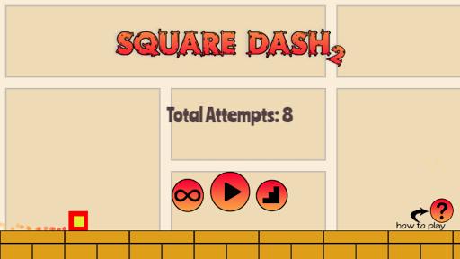 Code Triche Square Dash - Geometry Adventure APK MOD (Astuce) screenshots 1