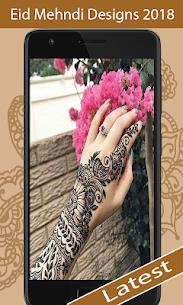 Trendy Eid Mehndi Designs – Henna Eid Designs 2020 4