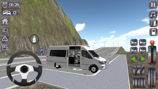 Minibus Sprinter Passenger Game 2019 2.13 Paidproapk.com 1