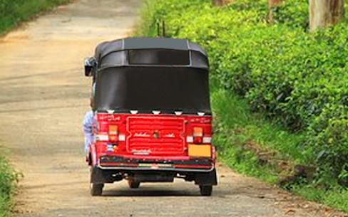 Auto Rickshaw Driving Simulator: Tuk Tuk Rickshaw 4