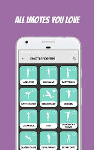 iMotes   Dances & Emotes Battle Royale 2.8 Screenshots 2