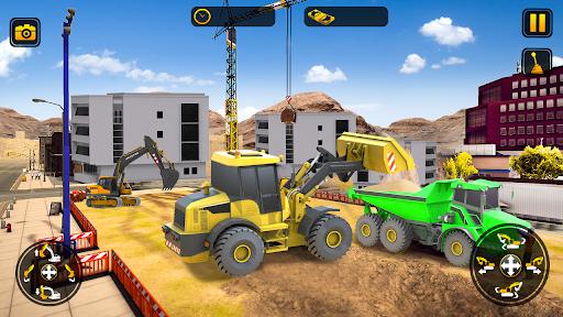 City Construction Simulator: Forklift Truck Game  screenshots 2