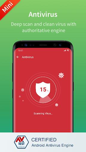 Fancy Booster - Cleaner, Antivirus & Speed Up apktram screenshots 3
