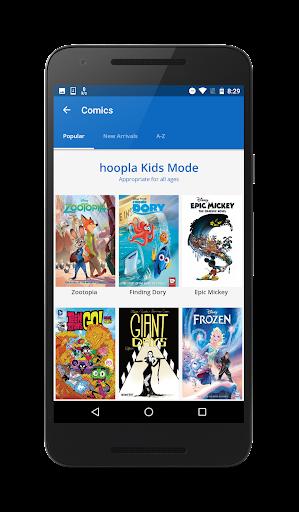 hoopla Digital android2mod screenshots 4