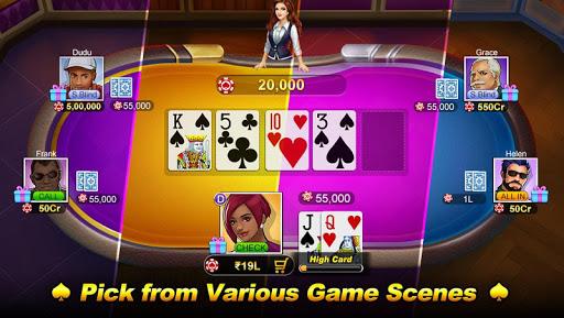 Poker Deluxe: Texas Holdem Online screenshots 5