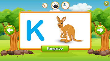 ABC Alphabet Phonics Learning Games, Quiz For Kids