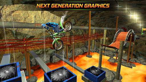 Bike Stunts Racing Free 1.5 Screenshots 1