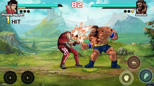 Mortal battle: Fighting games screenshots 4