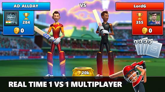 Stick Cricket Live 21 - Play 1v1 Cricket Games apk