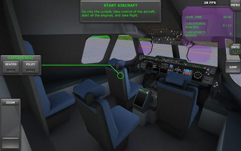Turboprop Flight Simulator 3D MOD APK 1.26.2 (Unlimited Money) 15