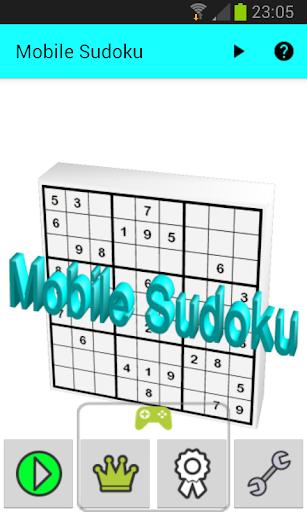 Mobile Sudoku 1.13.14 screenshots 1
