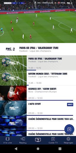 RMC Sport 7.1.9 Screenshots 4