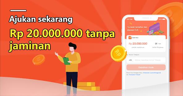 Image For Cash Now - Pinjaman Uang Dana Tunai Online Cepat Versi 6.4.0 2