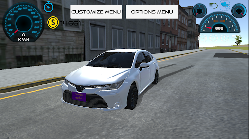 Toyota Corolla Drift Car Game 2021  screenshots 16