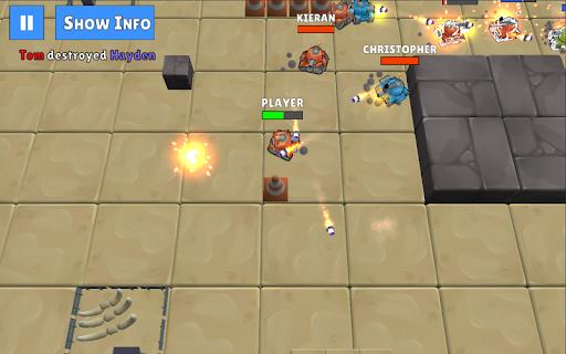 Tank Arena Offline Screenshots 9