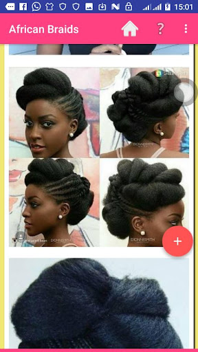 AFRICAN BRAIDS 2020 1.3 Screenshots 12