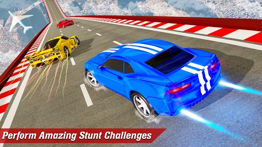 Classic Car Stunt Games u2013 GT Racing Car Stunts  Screenshots 9