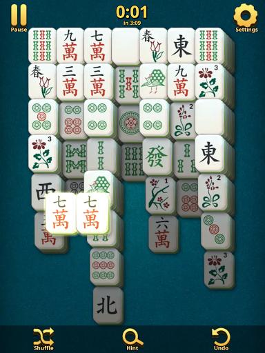 Mahjong Solitaire Classic : Tile Match Puzzle 2.1.16 screenshots 10