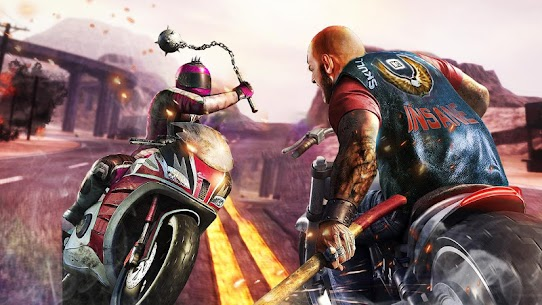 Biker Gang Race Game Apk 1