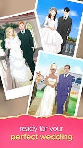 Dream wedding – Makeup & dress up MOD (Rewards) 5