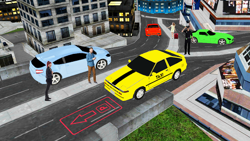 Car Games Taxi Game:Taxi Simulator :2020 New Games 1.00.0000 screenshots 12