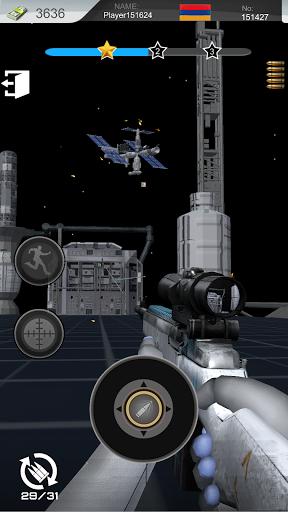 Space Warrior: Target Shoot screenshots 1