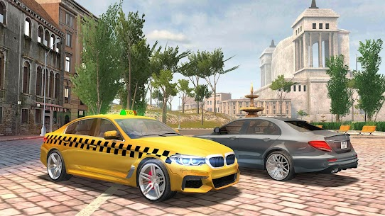 Taxi Sim 2020 MOD APK (Unlimited Money) 5