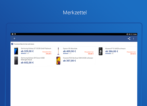 billiger.de Preisvergleich  screenshots 12