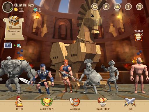 Trojan War: Rise of the legendary Sparta screenshots 12