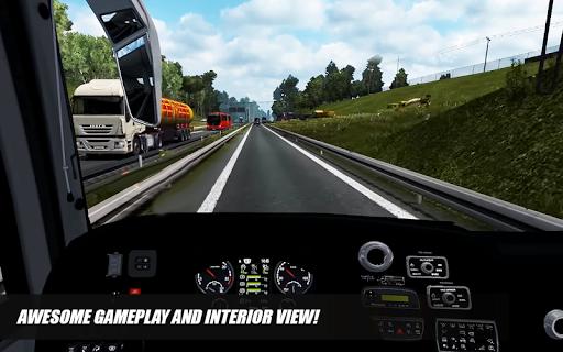 Bus Simulator heavy coach euro bus driving game 1.0 screenshots 3