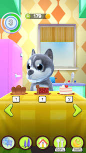 Talking Puppy Mod Apk (Unlimited Coins + Level Max) 3
