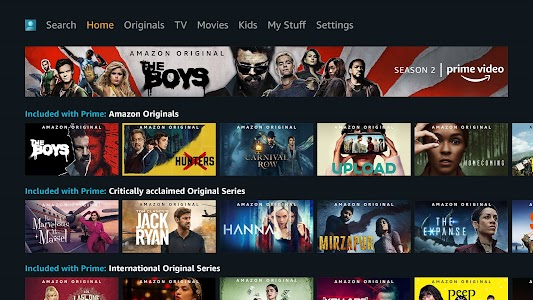 Prime Video - Android TV 5.5.9-armv7a