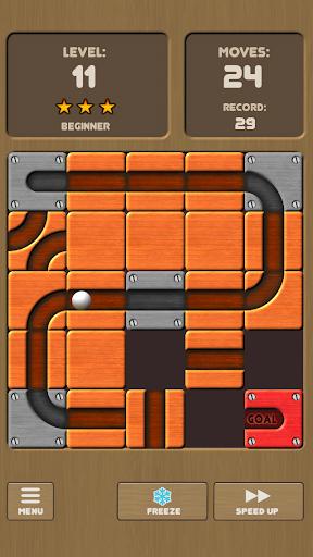 Unroll Me u2122- unblock the slots 1.5 screenshots 4