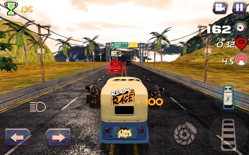 Tuk Tuk Rickshaw Road Race VR - auto rickshaw  screenshots 2