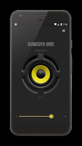 Subwoofer Bass 3.4.3 Screenshots 1