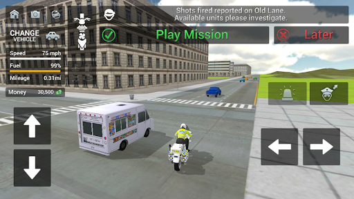 Police Car Driving - Motorbike Riding 1.32 screenshots 13