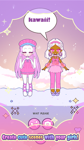 Mimistar: Dress Up chibi Pastel Doll avatar maker apkdebit screenshots 5