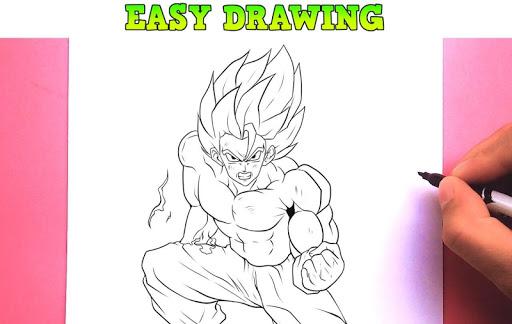 How To Draw Cartoon Anime  Screenshots 3