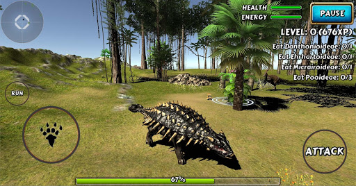 Dinosaur Simulator Jurassic Survival  screenshots 15