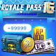 Download Free ROYAL PASS & UC Counter: Season 16 Royal Pass For PC Windows and Mac