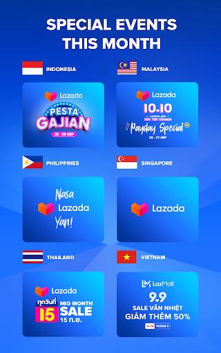 Lazada - Online Shopping App apktram screenshots 16