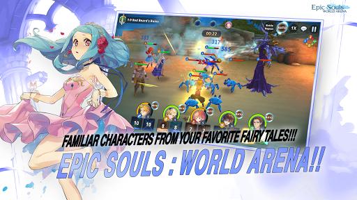 Epic Souls: World Arena 2.2.8 screenshots 4