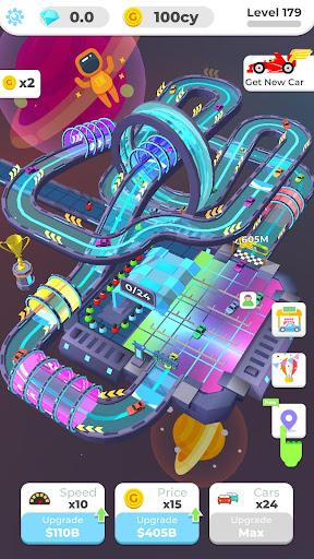 Idle Racing Tycoon-Car Games 1.5.8 screenshots 2