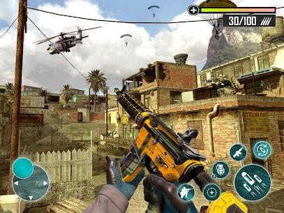 Call Of Fury Mod Apk- Global Counter Strike Black Ops (God Mode) 9